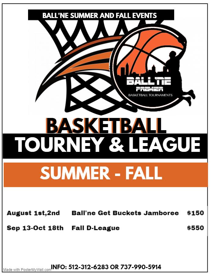 Austin Youth Basketball Tournaments