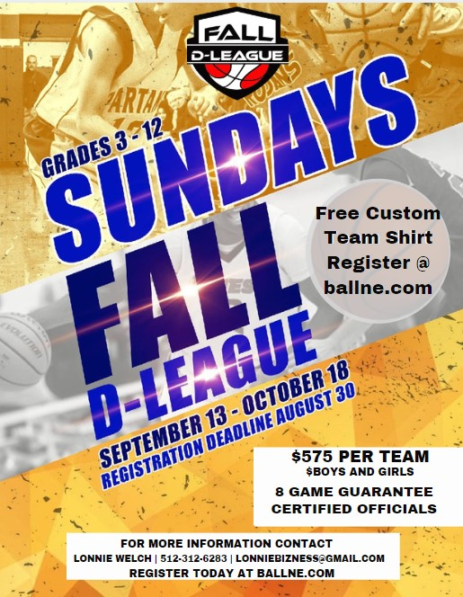 fall d-league